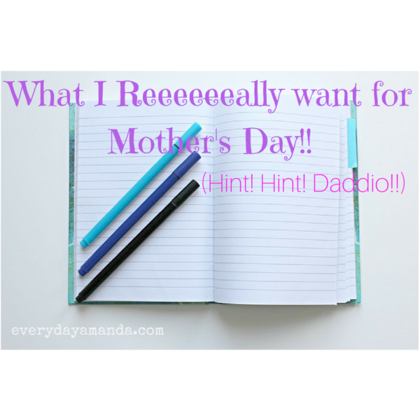 What Mom's really want for mom's day! Ain't all about buying gifts!!